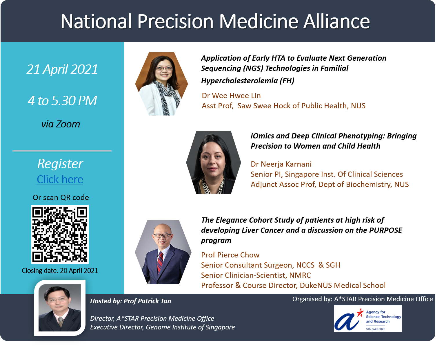 National Precision Medicine Alliance Meeting