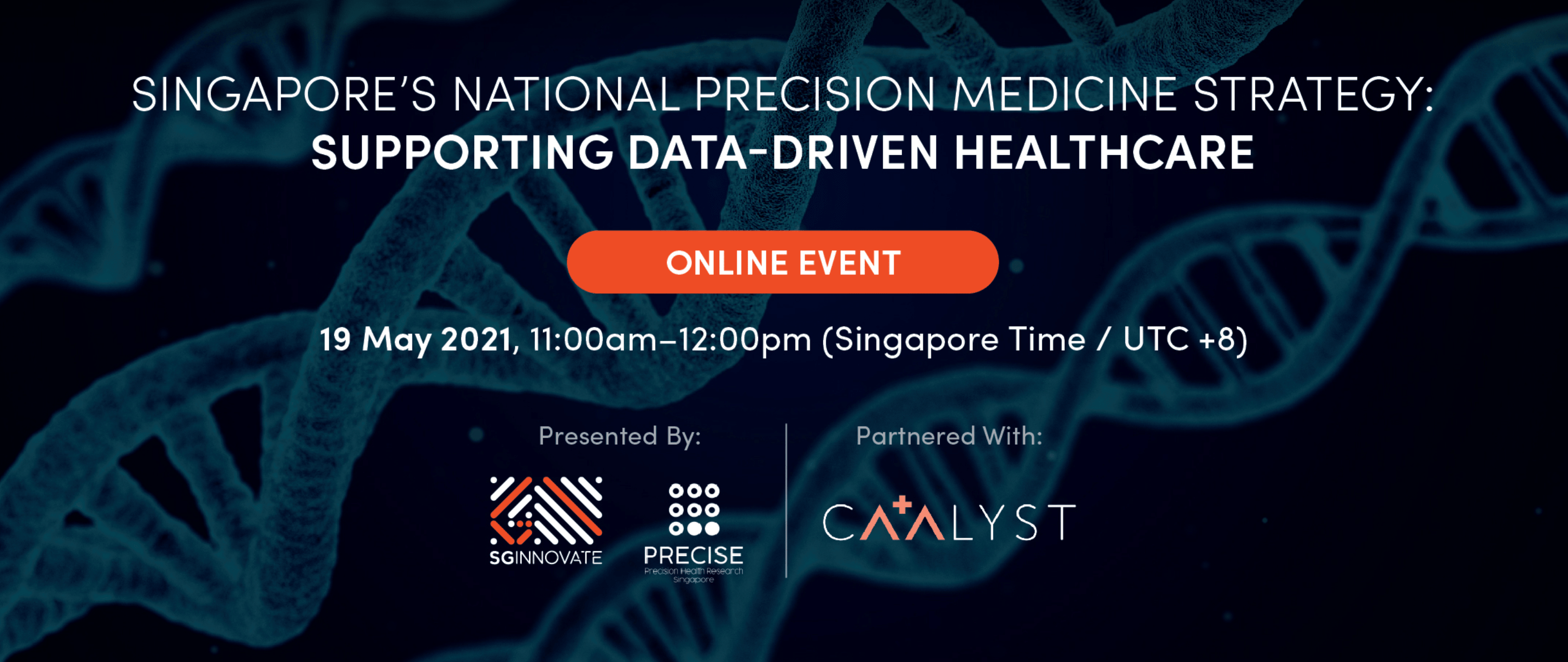 Singapore's National Precision Medicine Strategy: Supporting Data-Driven Healthcare